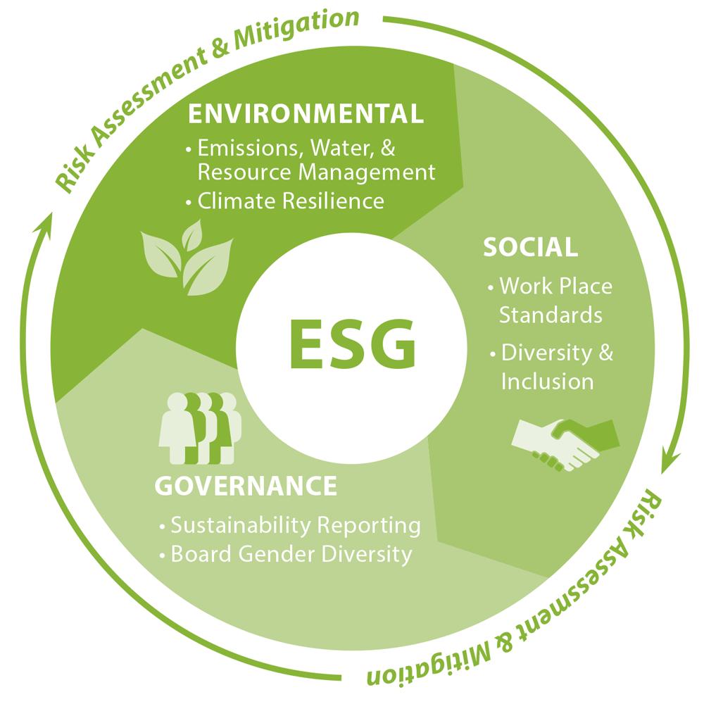 Environmental, Social, Governance
