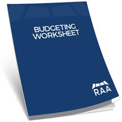 budgeting-sheet