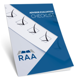 advisor-evaluation-checklist
