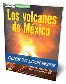 Los Volcanes de Mexico