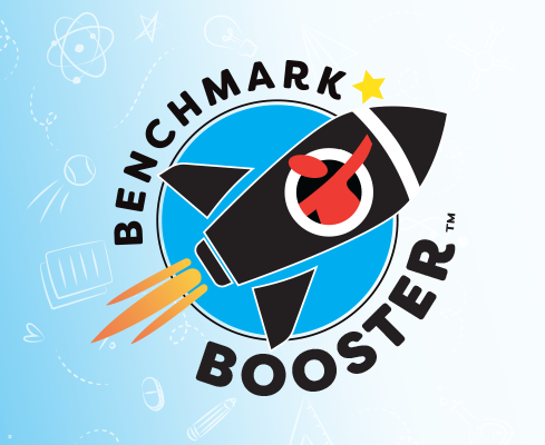 Benchmark Booster Logo