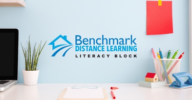 Benchmark Distance Learning Literacy Block