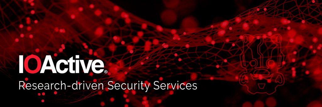 IOActive Research-fueled Security Services